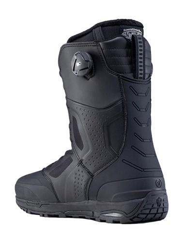 Mytell  Trident Snowboard Botu Siyah